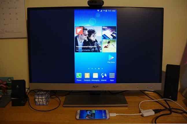 Tablet Op Uw Tv Aansluiten Via Usb, Mirror Mobile Screen To Tv Via Usb