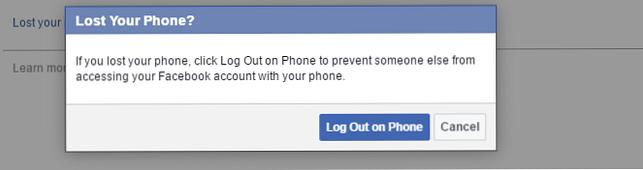 Facebook login ohne codegenerator
