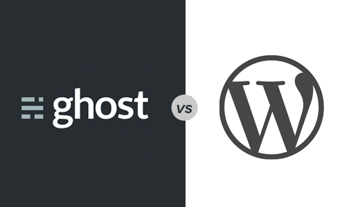 WordPress vs Ghost - Care este mai bine?
