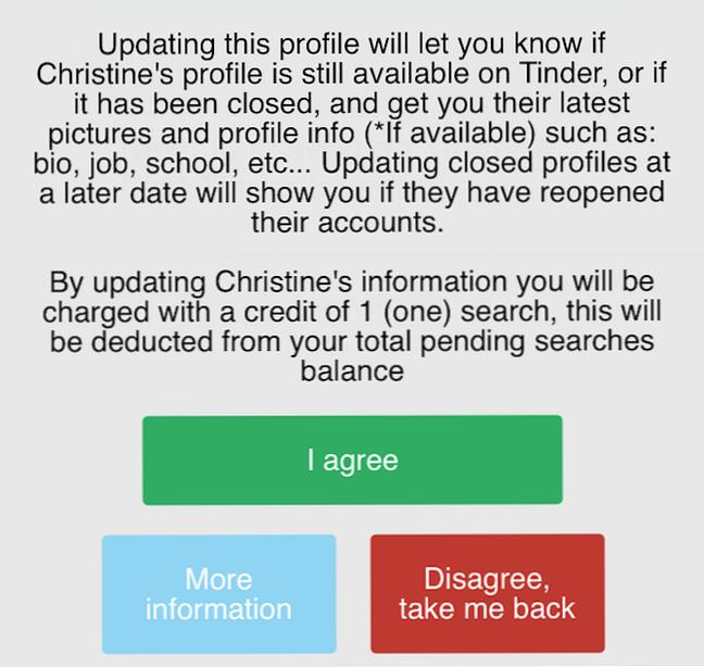 Nachträglich verbinden facebook tinder mit Tinder mit