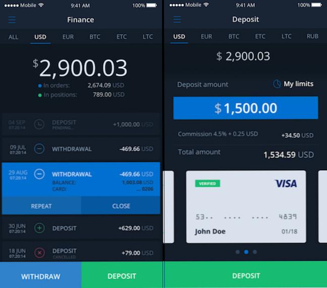 bitcoin rinkos programa iphone)