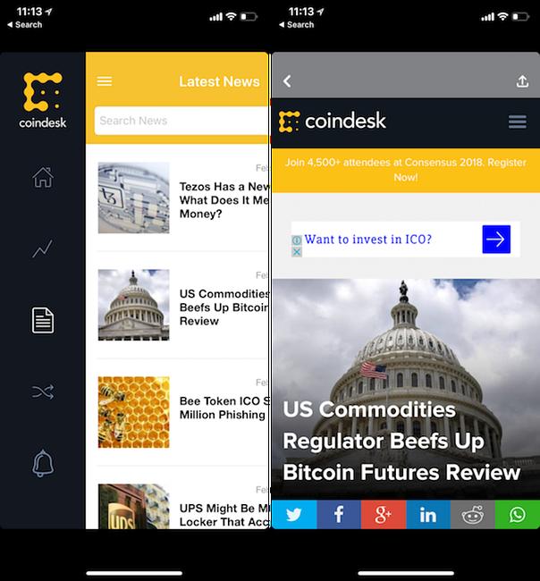 cea mai bună aplicație bitcoin pentru iphone)