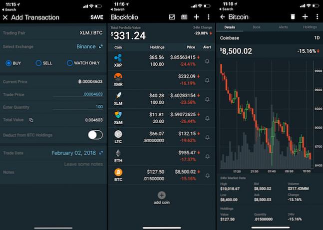 migliori app per iphone bitcoin