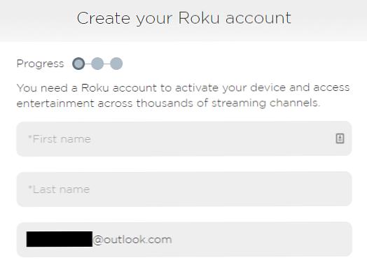 hur du ansluter en Roku 1 Online Dating trust.org