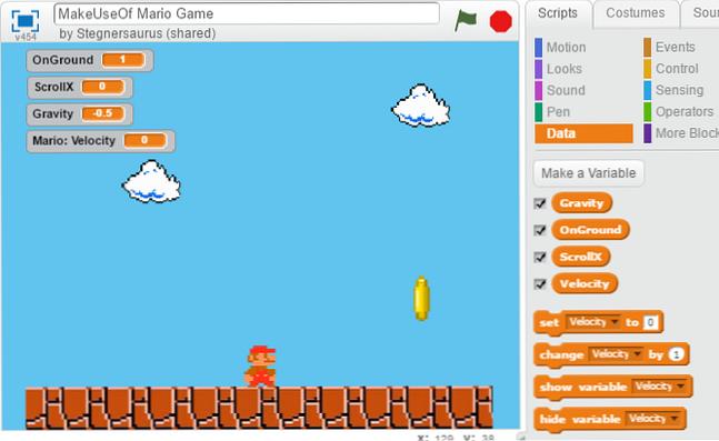 Machen Sie Ihr Eigenes Mario Spiel Scratch Grundlagen Fur Kinder Und Erwachsene Programmierung Nachrichten Aus Der Welt Der Modernen Technologie